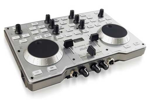 Hercules DJ Console MK4 DJ Control Surface with Audio Interface