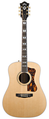 Guild D55 Traditional Dreadnought Acoustic Guitar