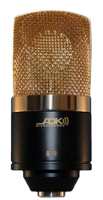 ADK S7B Darker Voiced Condenser Microphone