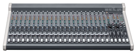 Mackie 2404 VLZ3 24 Channel 4 Bus Mixer With USB