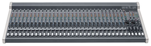 Mackie 3204 VLZ3 32 Channel 4 Bus Mixer with USB