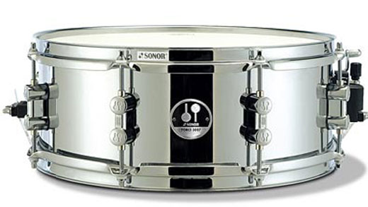 Sonor Force 3007 Metal Snare Drum