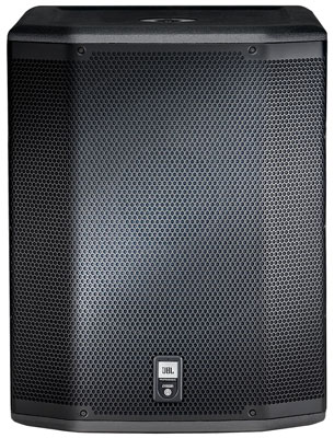 JBL PRX618S Compact Portable Powered PA Subwoofer