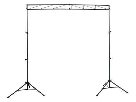 Odyssey LTMTS8 Mobile Truss System Lighting Stand