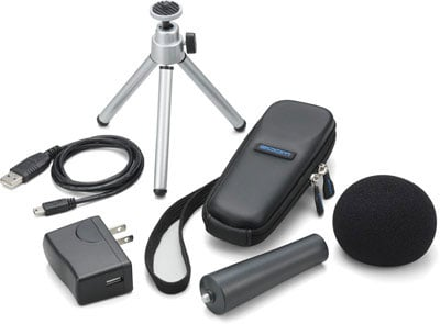 Zoom H1 Handy Recorder Accessory Package