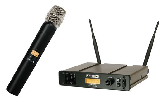 Line 6 XDV70 Digital Handheld Wireless Microphone System