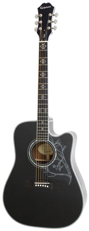 Epiphone Dave Navarro Jane Acoustic Electric Guitar