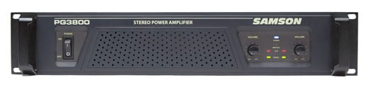 Samson PG3800 Power Amplifier