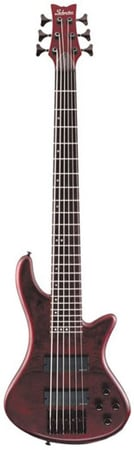 Schecter Stiletto Custom 6 String Electric Bass Guitar