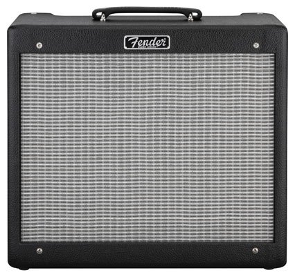 Fender Blues Junior III 15 Watt 1x12 Tube Guitar Combo Amplifier
