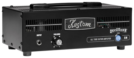 Kustom Defender 5H Guitar Amp Head