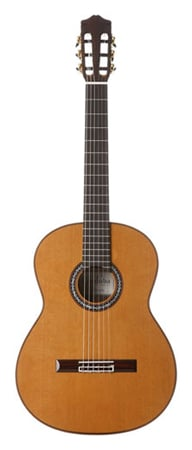 Cordoba Luthier C9 CD Nylon String Acoustic Guitar with Case