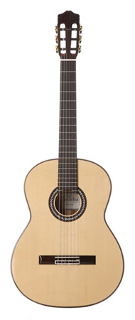 Cordoba Luthier C10 SP Nylon String Acoustic Guitar with Case