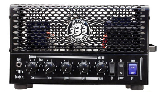 Jet City PicoValve Tube Guitar Amplifier Head