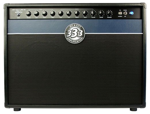 Jet City JCA5212 RC Tube Guitar Combo Amplifier by Soldano