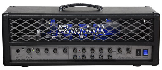 Randall RT100H Guitar Amplifier Head