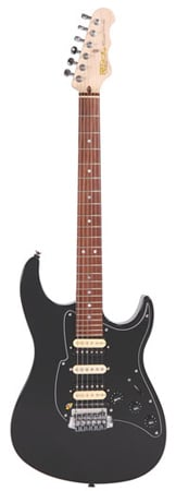 Fret King Super-Matic Self Tuning Electric Guitar with Case