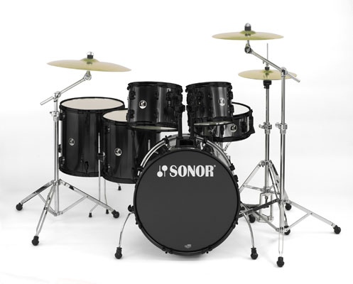Sonor SSE622 Extreme Force 6 Piece Shell Kit Drum Set