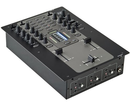 Stanton M207 DJ Mixer with Effects