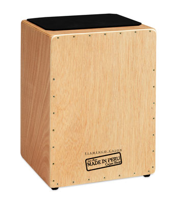 Gon Bops CJFL Spanish Flamenco Cajon with Bag