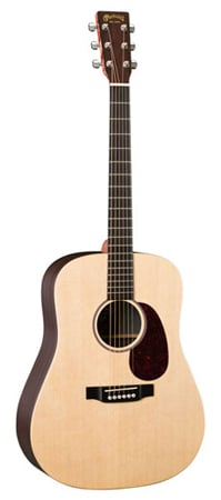 Martin DX1RAE X Series Acoustic Electric Guitar