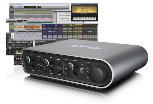 Avid Pro Tools Mbox USB Audio Interface