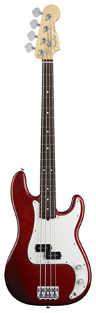 Fender American Standard Precision Bass with Case