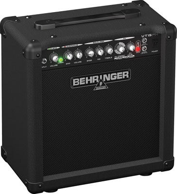 Behringer Virtube VT15FX Guitar Combo Amplifier