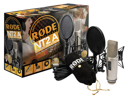 Rode NT2A Vocal Condenser Microphone