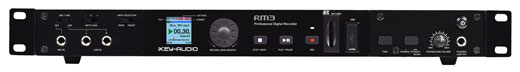 iKey Audio RM3 Rackmount Digital Recorder