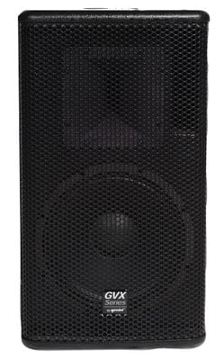 Gemini GVX10P Powered PA Speaker