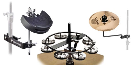 Sabian B8 Pro Splash Cymbal Package