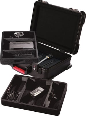 Gator GM7WTSA ATA Wireless System Case with TSA Latches