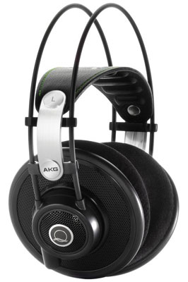 AKG Q701 Quincy Jones Signature Reference Headphones