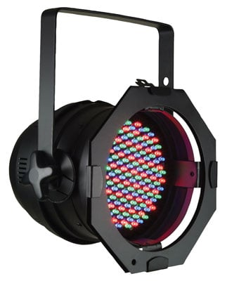 American DJ P64 LED Plus Par Stage Light