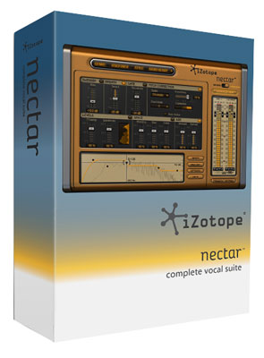 iZotope Nectar Complete Vocal Software Suite