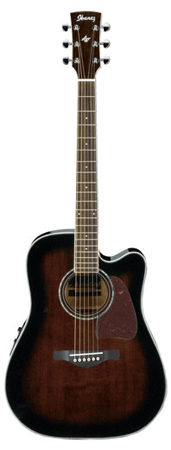 Ibanez AW300ECE Artwood Acoustic Electric Guitar