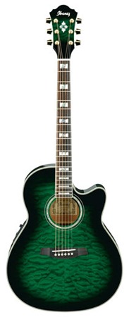 Ibanez AEF37E Acoustic Electric Guitar