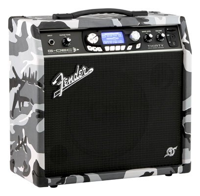 Fender G Dec 3 Thirty Metal Guitar Combo Amplifier