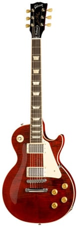 Gibson Les Paul Traditional Plus Electric Guitar with Case