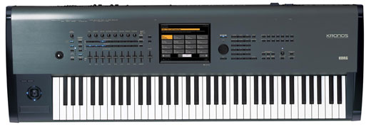Korg Kronos 73 73-Key Synthesizer Workstation