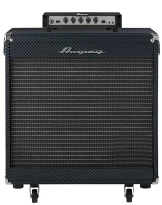 Ampeg Portaflex PF350 Bass Amp Head and PF115 Cabinet Combo