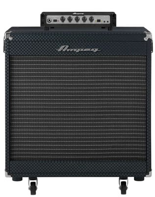 Ampeg Portaflex PF350 Bass Amp Head and PF210 Cabinet Combo