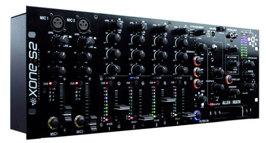 Allen and Heath Xone S2 DJ Mixer