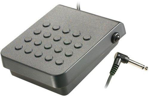 Casio SP3 Pad Style Keyboard Sustain Pedal