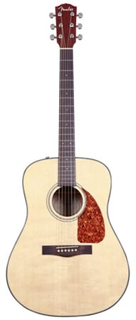 Fender CD140S Dreadnought Acoustic Guitar