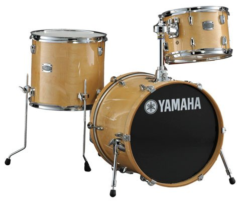 Yamaha Stage Custom Birch Bebop 3-Piece Shell Kit Drum Set