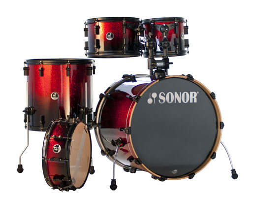 Sonor Force 3007 Stage 3 5 Piece Shell Kit Drum Set