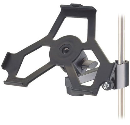 Konig and Meyer 19720 Clamp On iPad Holder