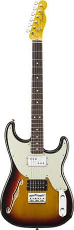Fender Pawn Shop Fender '72 with Gig Bag
